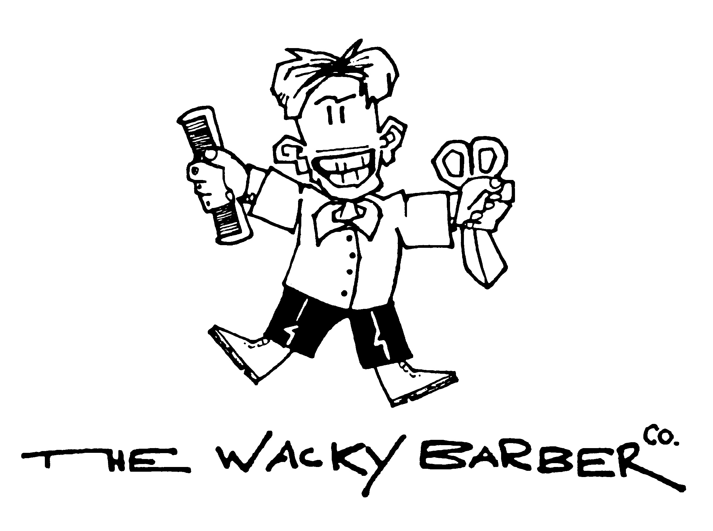 Wacky Barbers